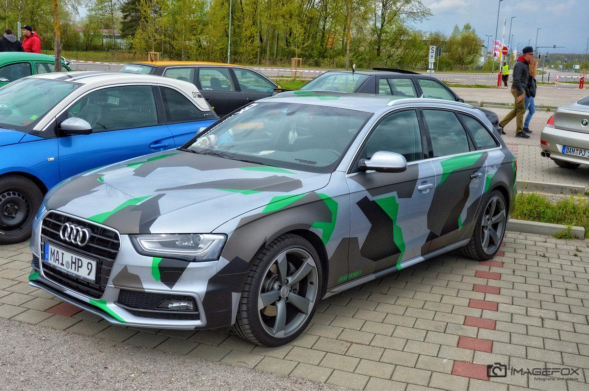 Bavarian Car Meeting 2