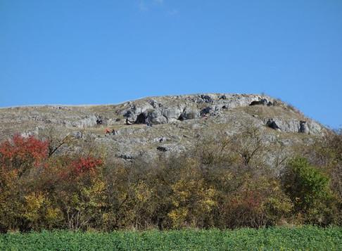 Die Ofnethöhlen in Nördlingen