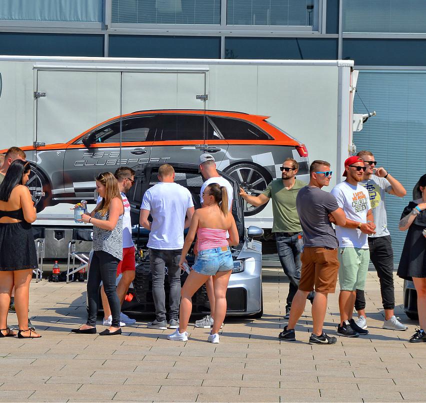 Bavarian Car Meeting Ingolstadt Saisonstart 2018 18