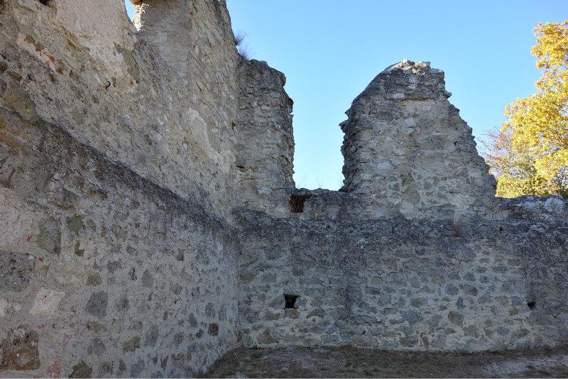 Burgruine Niederhaus 7