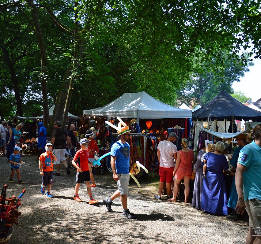 16 Mittelalterfest Sandizell