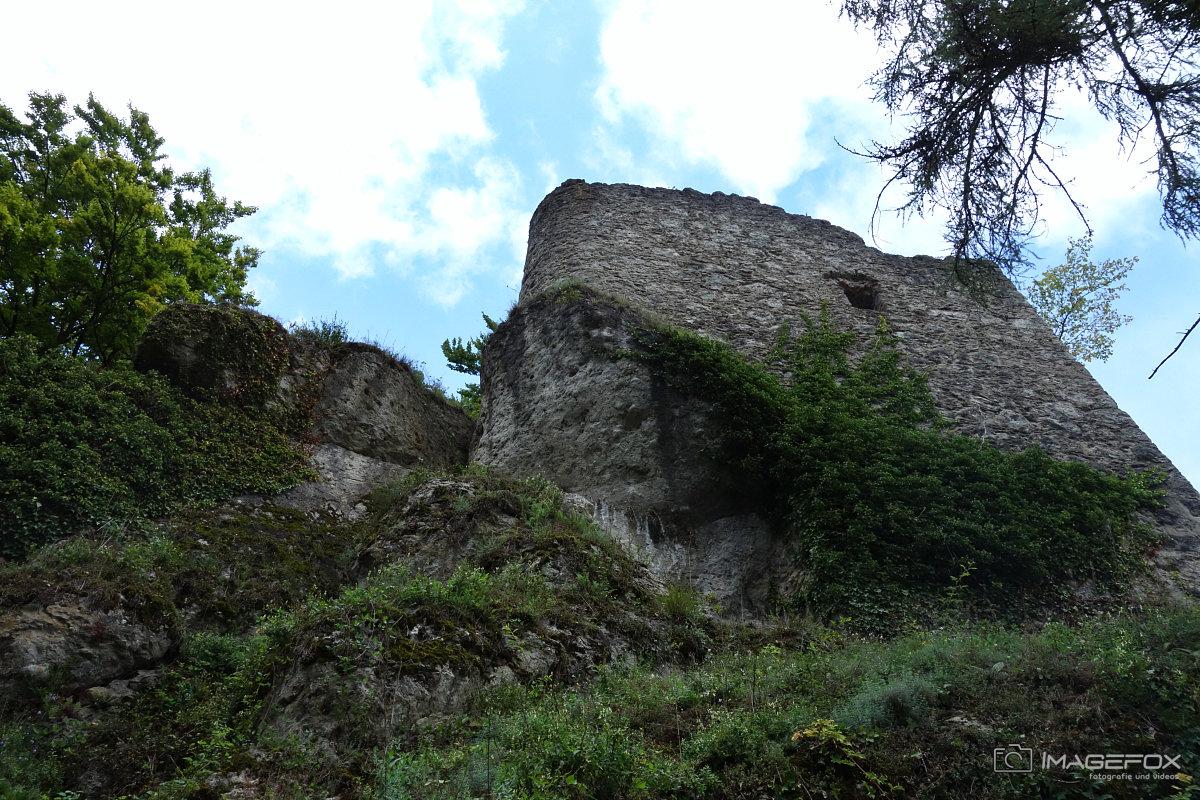 2 Burgruine Rabenstein - Riedenburg