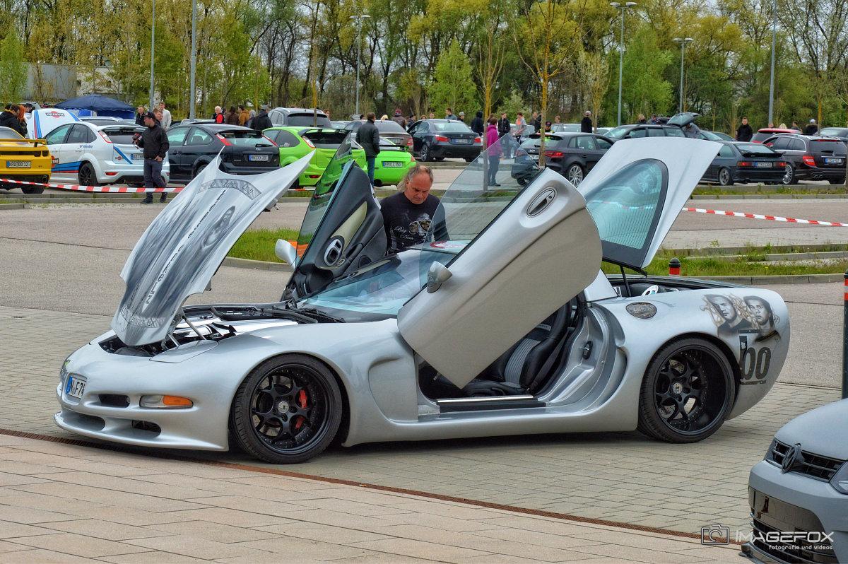 Bavarian Car Meeting