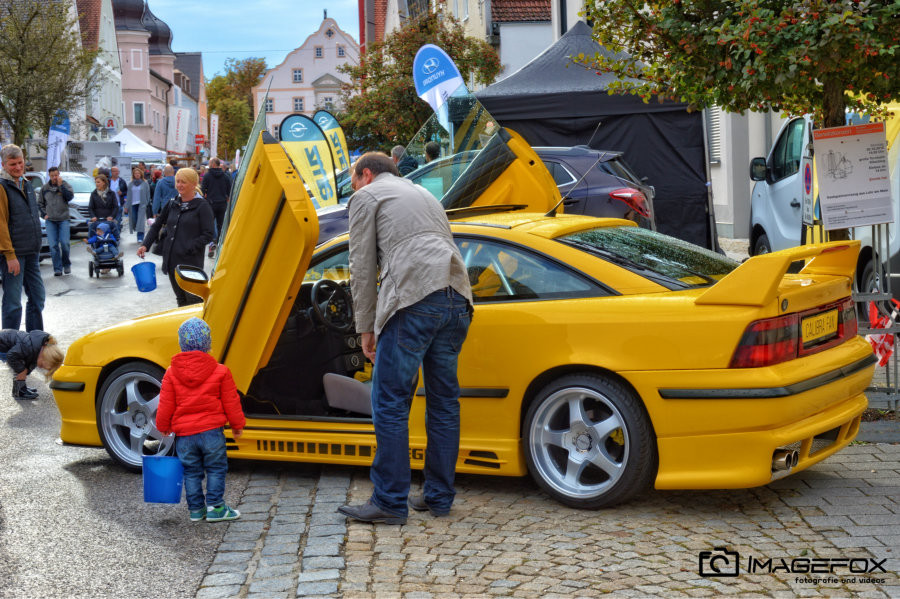 Köschinger Autosonntag 2017