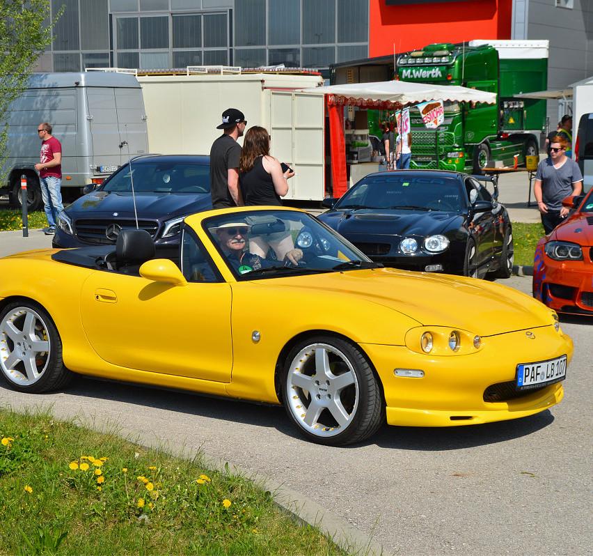 Bavarian Car Meeting Ingolstadt Saisonstart 2018 46