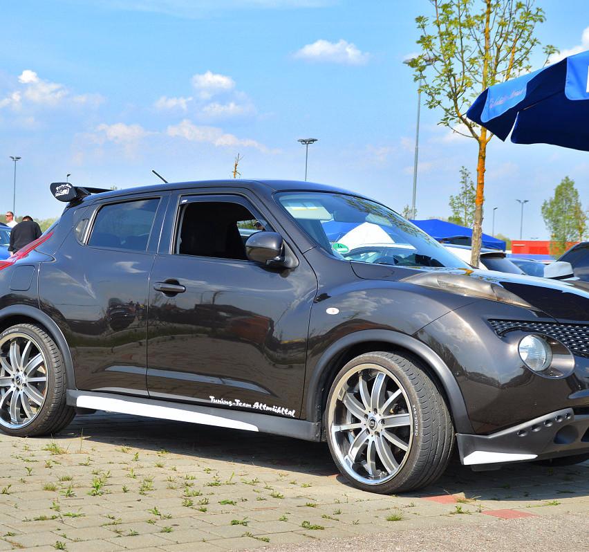 Bavarian Car Meeting Ingolstadt Saisonstart 2018 73