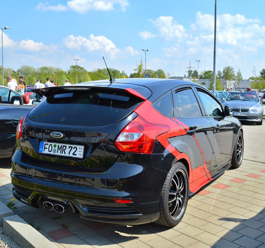 Bavarian Car Meeting Ingolstadt Saisonstart 2018 57