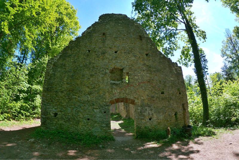 Uhlbergkapelle 1
