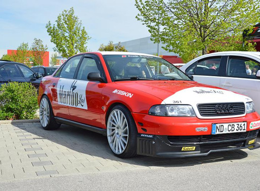 Fast and Furious Meeting Ingolstadt