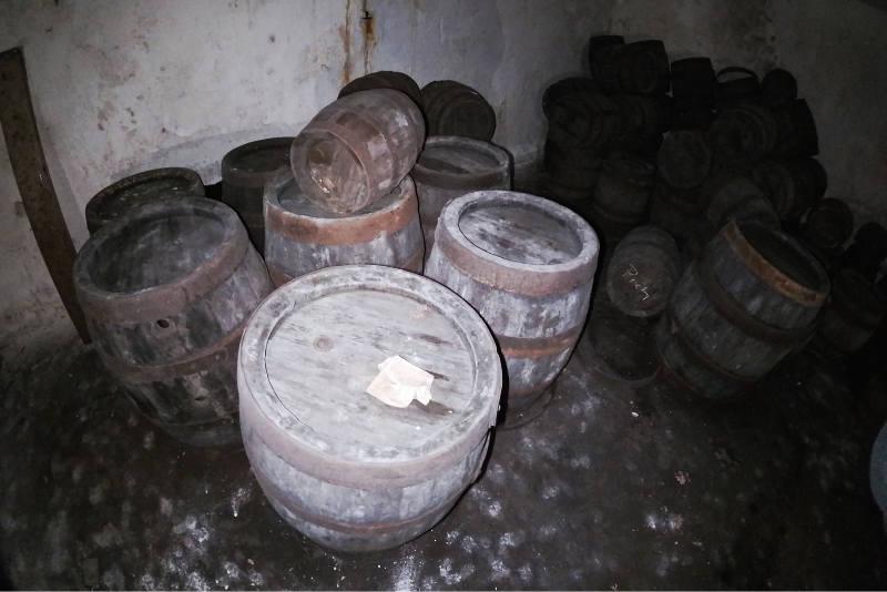 Verlassene Brauerei 15