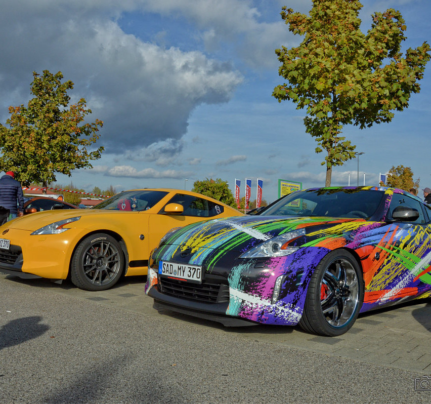 Fast and Furious Car Event Ingolstadt 19