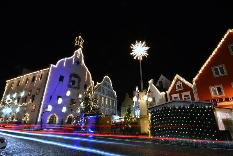 Abensberg am Stadtplatz
