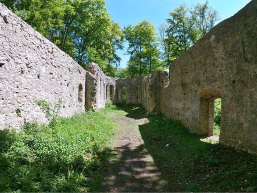Die Uhlbergkapelle Lost Place