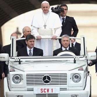 The Coolest Thing About The Pope
