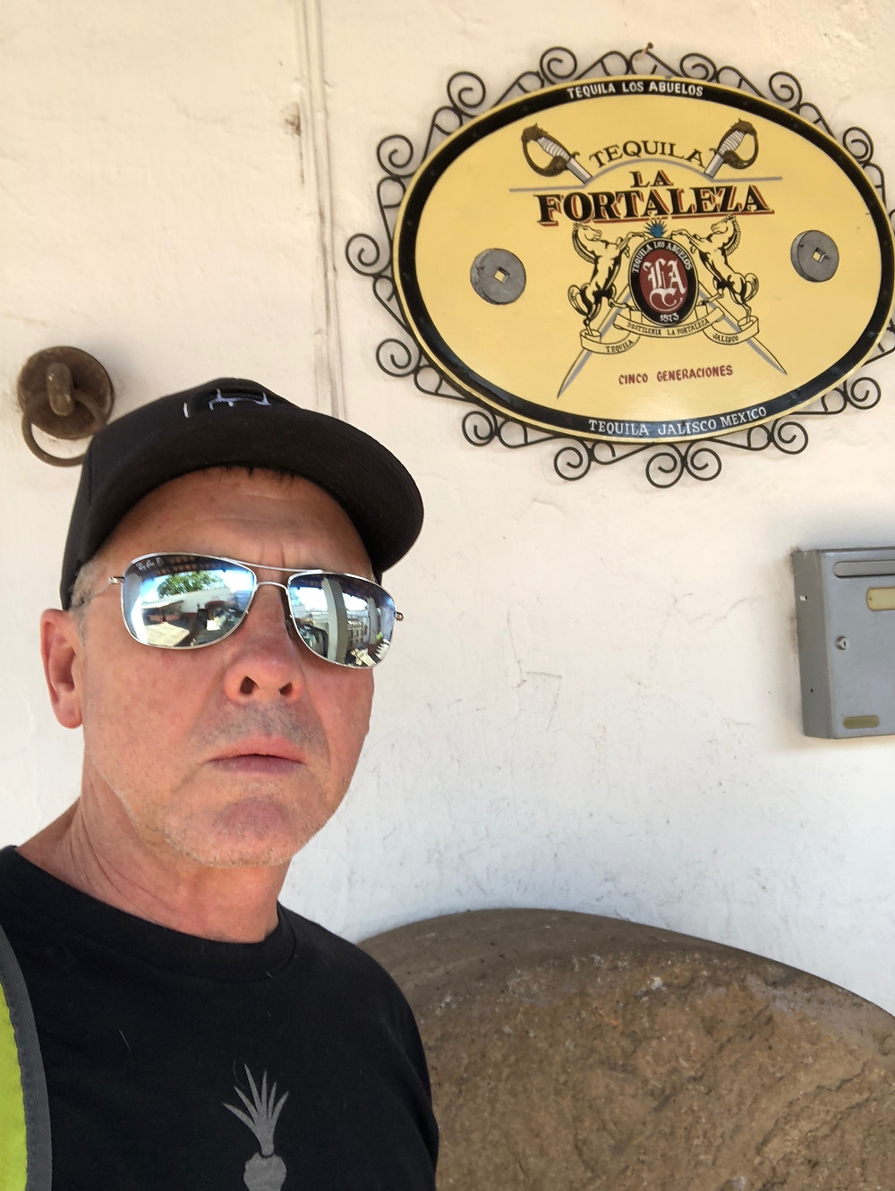 At Fortaleza Distillery in Tequila, Jalisco