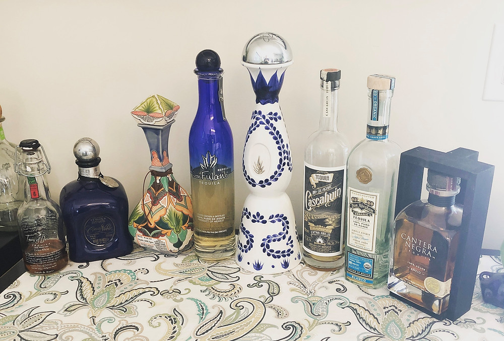 Tequila selection, buying tequila, 5 tips on tequila tasting and buying,