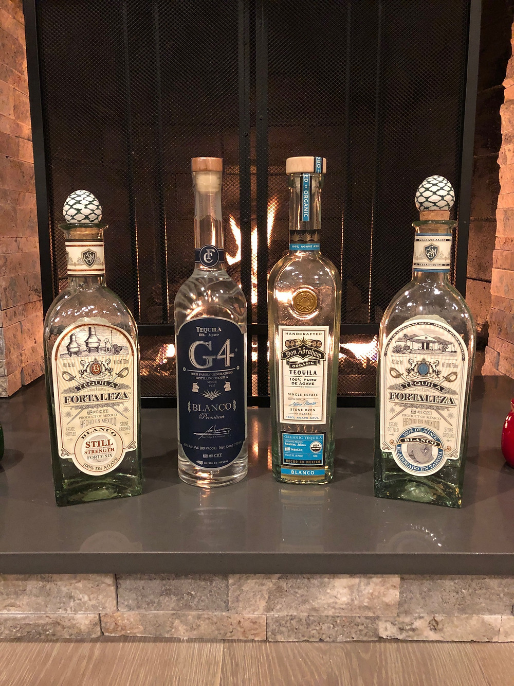 Fortaleza tequila, G4 Tequila, Don Abraham tequila