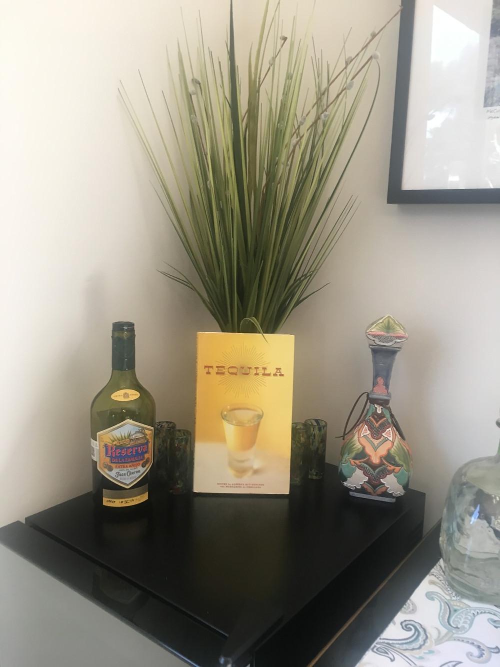 tequila book, Jose cuervo La Familia, tequila