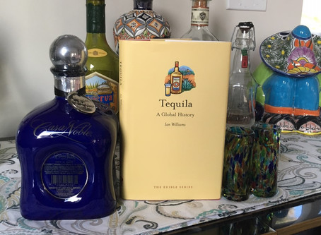 Tequila: A Global History (Edible) Hardcover – May 15, 2015