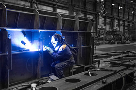 PLATE WORK AND WELDING