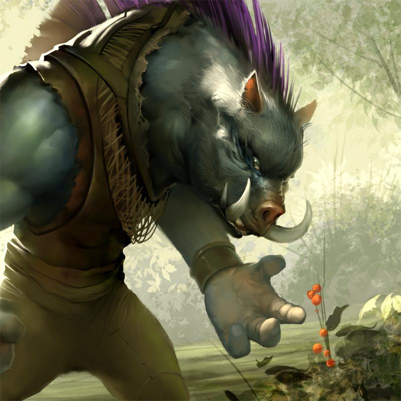 boarkinforager