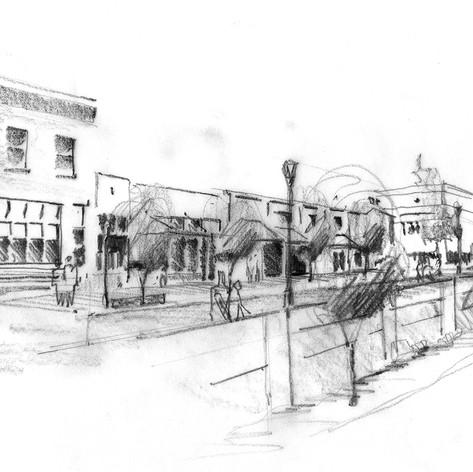 LIncoln Streetscape