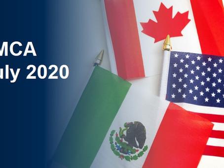 USMCA - Uniform Regulations published for Entry Into force on 1 July 2020