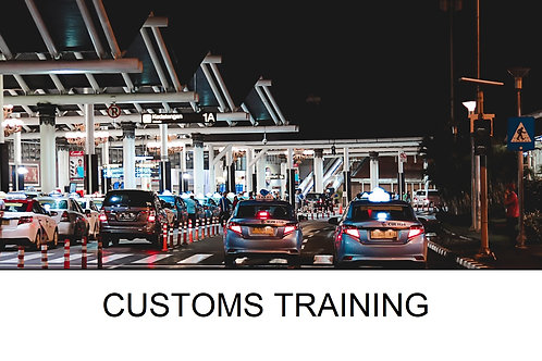Customs Training