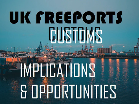 Analysis: How do Free Ports work from a customs' perspective?