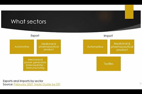 Essential Export Webinar