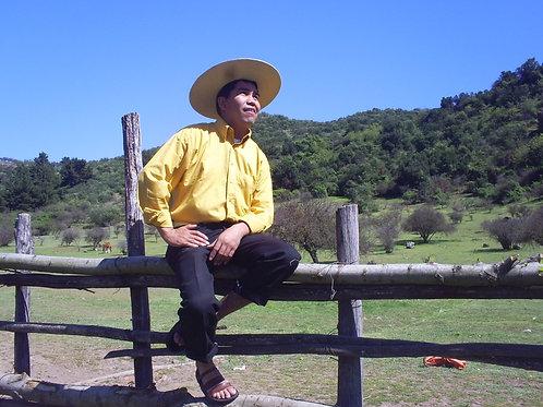 Patricio Bravo Huenupi - El Picaflor de Teno