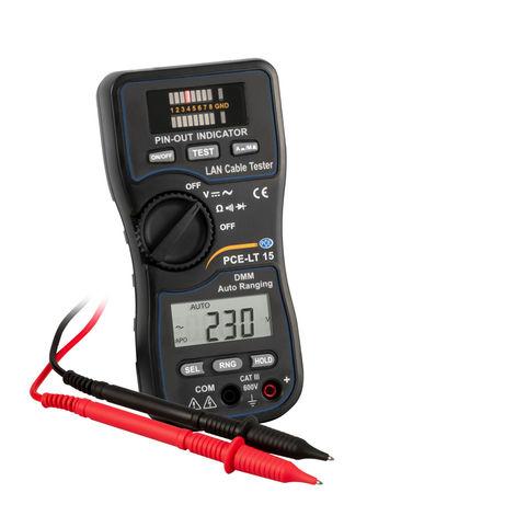 Digital Multimeter PCE-LT 15