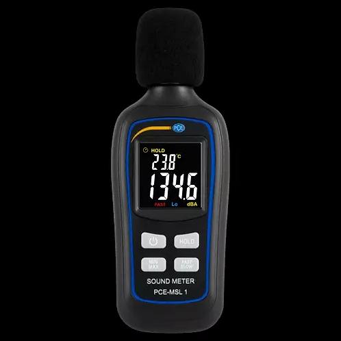 Sound Level Meter PCE-MSL 1