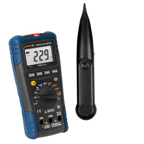 Digital Multimeter PCE-LT 12