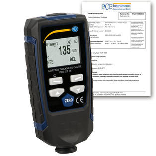 Coating Thickness Gauge PCE-CT 65