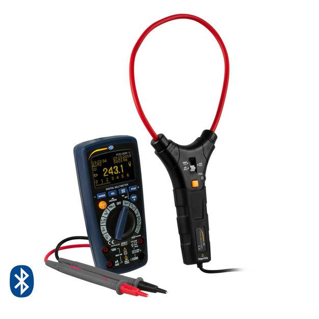 Bluetooth Digital Multimeter PCE-ODM 12
