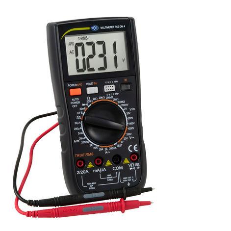 Digital Multimeter-DM 4