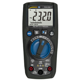 Digital Multimeter PCE-HDM 7