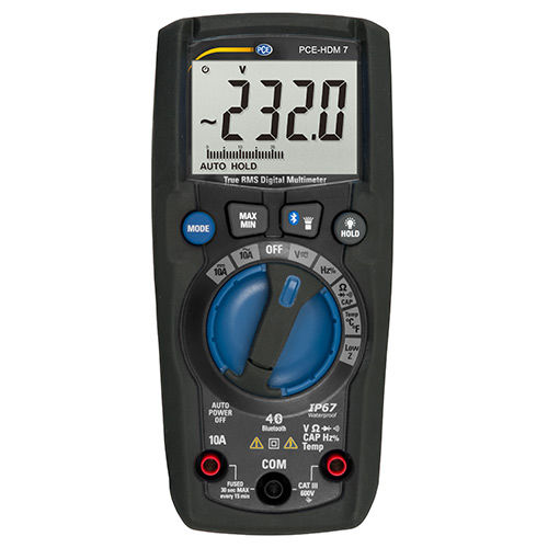 Digital Multimeter PCE-HDM 7