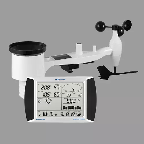 Weather Station PCE-FWS 20N