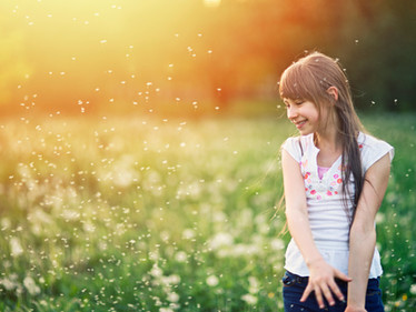 What are natural ways to improve seasonal allergies?