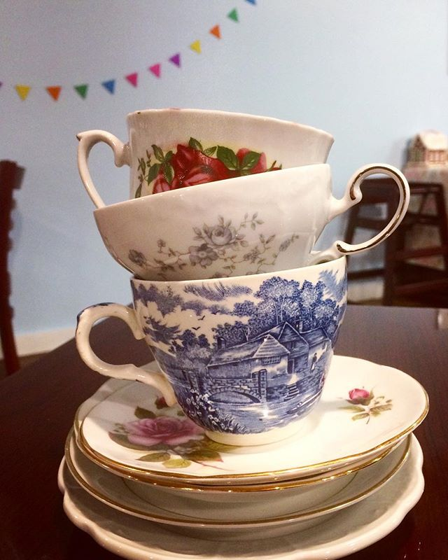 Our Teacups Totter Here!