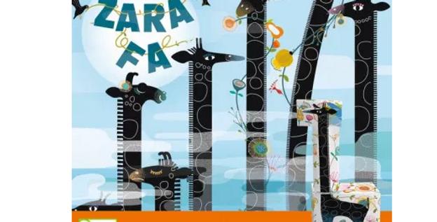 Jeux - Zirafa