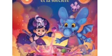 Mes p'tits albums - Azuro et la sorcière