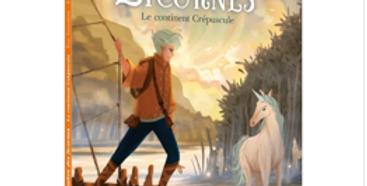 Le maître des licornes - 2 - le continent crépuscule