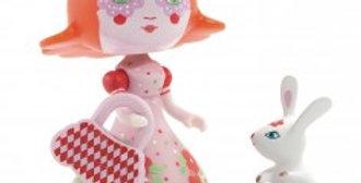 Arty Toys Princesses - Elodia and White