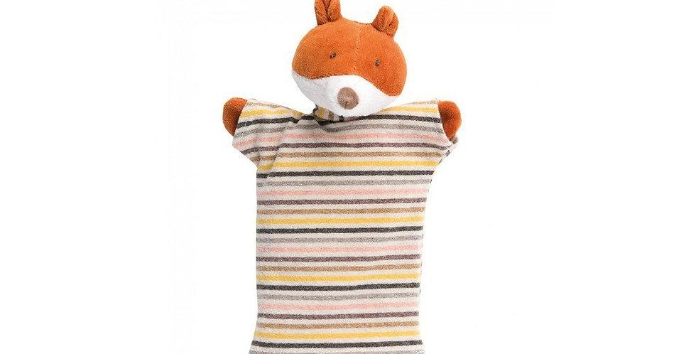 Marionnette Gaspard le renard
