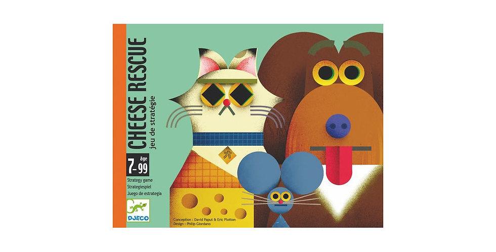 Jeux de cartes - Cheese Rescue