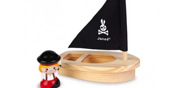 Captain Melo et son navire