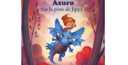 Mes p'tits albums - Azuro sur la piste de Jippy